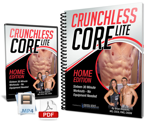 Crunchless Core Lite